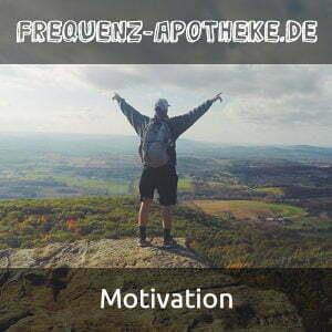Motivation | Frequenz-Apotheke.de